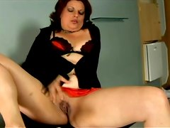 Chubby Suelen Monteiro gets her vag fingered and fucked hard