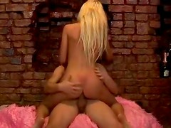 Breath taking interracial orgy scene with four Euro teens