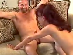 Red Haired Slut Likes It Deep Into Her Asshole