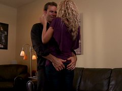 Busty Blonde MILF Jessica Drake Is Fucking Her Husband