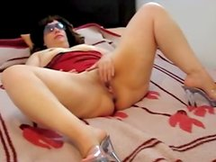 Older wife has anal sex