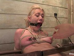 Sexy Samantha Sin gets toyed and tortured by Lorelei Lee