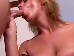 Super Hot MILF Wants It All The Time
