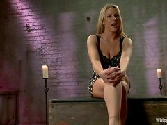 Kinky Babes Torture Their Holes For Some BDSM Satisfaction!