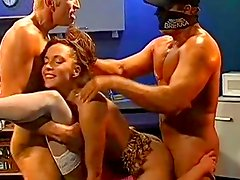 Group sex with naughty Manuela