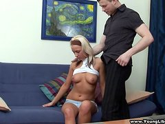Amazing Yarina Gets Fucked Hard By Klim In An Amateur Video