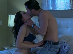 Sweet Gracie Glam Gets Fucked In The Missionary Position