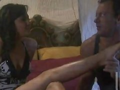 Carmen Hart and Mika Tan enjoy licking and fingering each other's vags