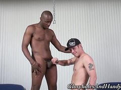Charming Rod Berry Has Interracial Sex With A Horny Guy