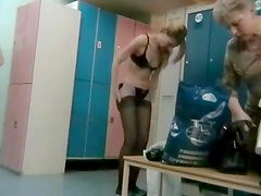 Hidden Camera in the girls dressing room