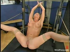 Gym Instructor Goes Hardcore On Her FemDom Induction Course!