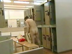 Kinky scenes from the girls dressing room