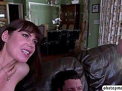 Eva Karera gives horny blowjobs