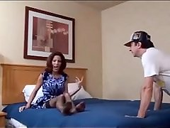 Stepmom fucked with son Full Video at - Hotmoza.com