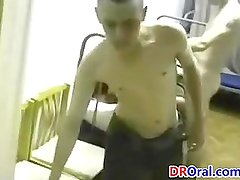 Hooker Fucked By Soldiers In 4some