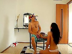 This is the 1st video from our series of pair sex videos and we are pleased to introduce us to u.
