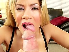 ChicasPlace.com - Blue Balls Blowjob - Chica