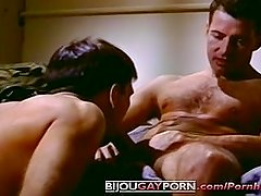 Four-Man Military Barracks Orgy - THE NEW MARINES (Toby Ross, 1993)