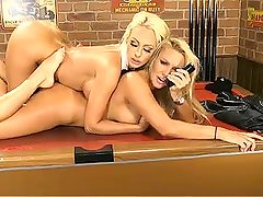 DANNII HARWOOD & LUCY SUMMERS HOT UK