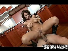 Rough Sex For A Scorching Latina Chick And Go