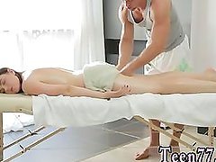 Big hooter Russian female gets a voluptuous massage