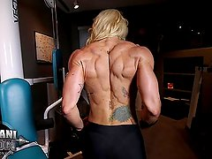Jill Rudison 04 - Female Bodybuilder