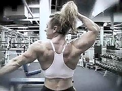 Heather Armbrust 01 - Female Bodybuilder