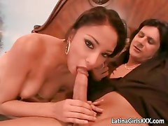 Hot Latina gets that wet pussy fucked part6