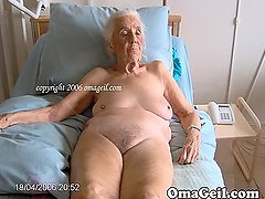 Omageil Big collection old grannies and senio