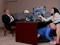 BTAW Jayden Jaymes & Johnny Sins - Don't Tell My Boss