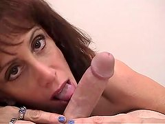 Mature Lady Sucking Cock - Mother Productions
