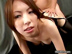 Tomoe Hinatsu Gleams Free Asian porn part5