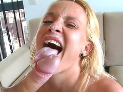Hardcore cunt fucking and hot facial