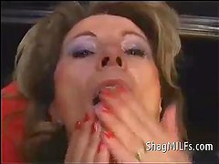 Hot mature MILF bukkake ShagMILFs