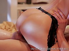 Wicked - Jessica Drake makes her step son cum