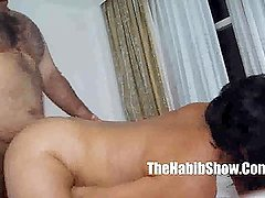 brazilian ho loves hairy arab dick