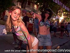 crazy ideas duringfantasy festival nude in the street then getting kicked out of hotel for masturbating in the lobby