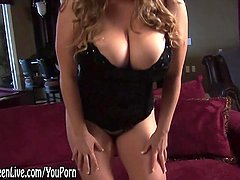 Big Tit Blonde Maggie s GF Day with Kelly Devine!