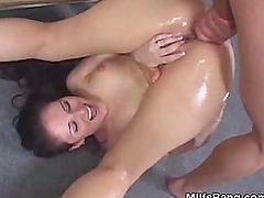 Hardcore Fucking For This Phat Ass Milf