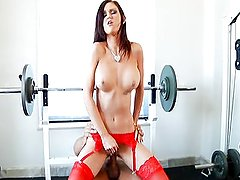 Hot nurse Kendal Karson