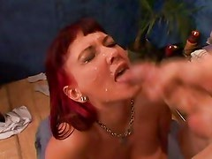 Carrie Ann knows that her pussy needs to be stretched daily to function