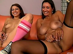 Persia Monir - Fuck my Mom and Me