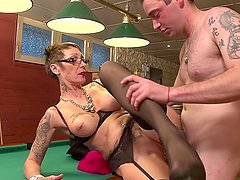 Mature Babe Can t Get Enough Cock - Telsev