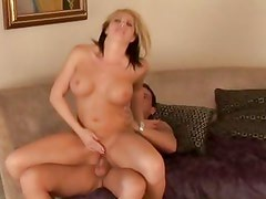Brooke Heaven is on cloud nine after getting pounded in her sweet honey pot