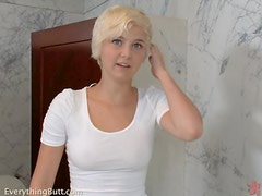 A Fistful Of Hardcore Sex With Hot Blondes In A Threesome