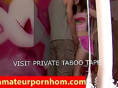 Brother and Sister Hidden Cam Tube