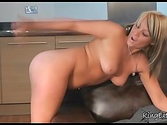 BECKY Fucked By Strippers HD