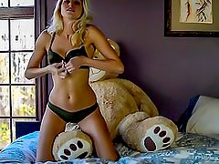 Ms Basil Meadows - Intro Trailer Site Teaser - Sexy Blonde Babe