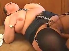 Big Titted Mature Policewomen gets rammed with huge Baton