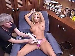 Brea: Tortured by Tickling and Orgasm Denial